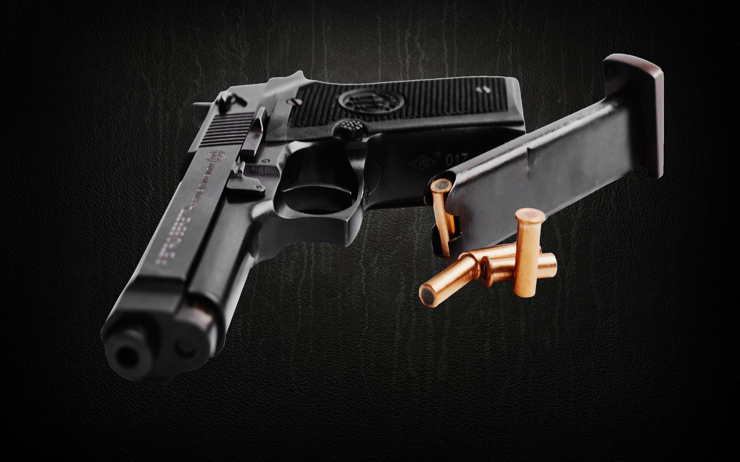 Beretta 1.2 - миниатюрная модель оружия